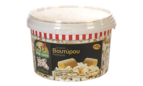 Pop Corn with Butter flavor