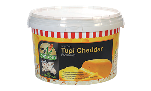 Pop Corn with Cheese flavor